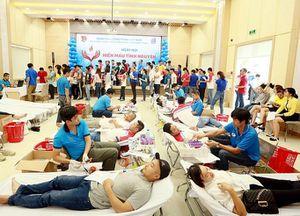 PV GAS cụm Bà Rịa – Vũng Tàu hưởng ứng phong trào Hiến máu Nhân đạo