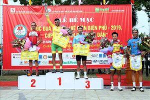 Tay đua Mirsamad Pourseyed đoạt áo vàng cuộc đua xe đạp 'Về Điện Biên Phủ - 2019'