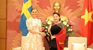 Thụy Điển luôn giữ một vị trí hết sức đặc biệt đối với nhân dân Việt Nam