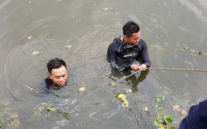 Tìm thấy thi thể hai học sinh bị đuối nước trên sông Đồng Nai