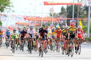 Kết thúc cuộc đua xe đạp 'Về Điện Biên Phủ - 2019'