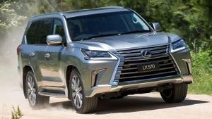 Bảng giá Lexus mới nhất tháng 5/2019: 'Chuyên cơ mặt đất' LX570 vẫn án ngữ mức 8,18 tỷ đồng