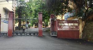 Nam sinh lớp 10 khiến bạn gái có thai ở Phú Thọ được nhà trường mời lên làm việc