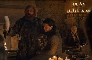 Bất ngờ xuất hiên một ly cà phê Starbucks trong 'Game of Thrones'