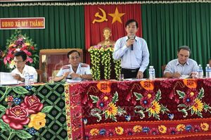 Hàng loạt sai phạm về đất đai tại xã Mỹ Thắng, huyện Phù Mỹ, tỉnh Bình Định
