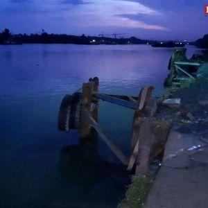 Bình Dương: Tìm thấy thi thể 2 học sinh cấp hai đuối nước trên sông Đồng Nai