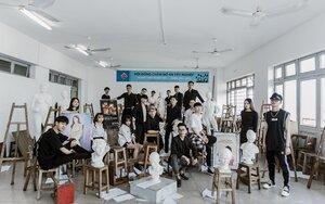 Đã mắt ngắm bộ ảnh kỷ yếu 'chất như nước cất' của sinh viên Kiến trúc Đà Nẵng