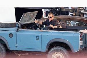 Điệp viên 007 sẽ không lái siêu xe trong phần phim mới nhất?