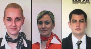Nam tiếp viên Nga được tôn là anh hùng khi quên mình cứu hành khách