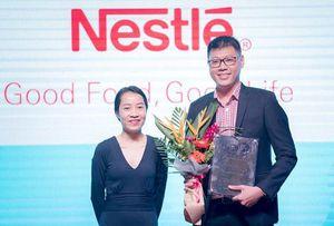 Nestle khuyến khích bạn trẻ xây dựng thương hiệu cà phê Việt