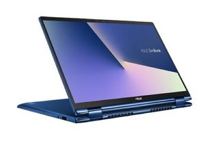 Laptop gập xoay 13.3 inch ZenBook Flip 13 UX362 nhỏ gọn nhất thế giới