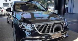 Có gì đặc biệt ở Mercedes-Maybach S650 2019 giá 15 tỷ của đại gia miền Trung?
