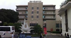 Bệnh viện Bạch Mai thông tin về trường hợp nữ bệnh nhân tử vong bất thường