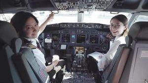 Người phụ nữ làm nên lịch sử của ngành hàng không Nhật Bản