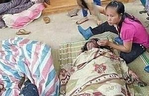 Yên Bái: Nghi án người đàn ông tẩm xăng tự thiêu cùng nhân tình