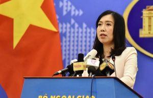 Bộ Ngoại giao nói gì về 'nhà báo quốc tế' Lê Hoàng Anh Tuấn?