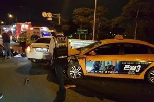 Diễn viên Hàn Quốc chết thảm vì bị taxi tông mạnh