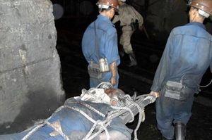 Trượt chân trong lò, một công nhân ngành than tử vong