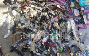 Đà Nẵng: Tạm giữ gần 1.300 đồng hồ đeo tay nghi giả mạo nhãn hiệu