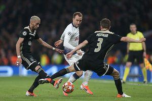 Tottenham ngược dòng nghẹt thở trước Ajax