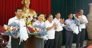 Nhân sự mới Vĩnh Long, Đồng Nai, Quảng Ninh