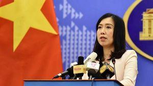 Bộ Ngoại giao lên tiếng về báo cáo mới nhất của Mỹ về tình hình tôn giáo Việt Nam