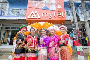 Mytel trở thành nhà mạng lớn thứ 3 tại Myanmar