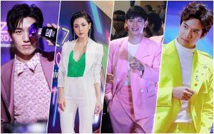 Dàn sao Thái Lan đọ sắc tại thảm đỏ Kazz Awards 2019, ai là người vinh dự được mang cúp về nhà?