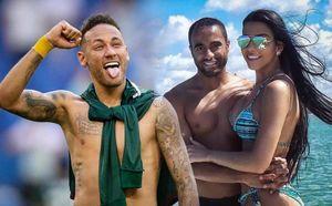 Vợ người hùng Champions League suýt 'tàn đời hoa' dưới tay chơi Neymar
