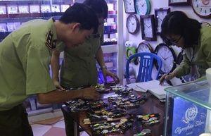 Đà Nẵng thu giữ gần 1.300 đồng hồ đeo tay giả mạo các nhãn hiệu nổi tiếng