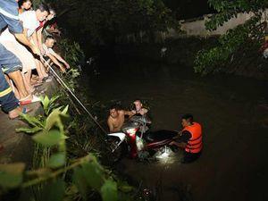 Hiểm họa chết người từ cống và suối ở Biên Hòa