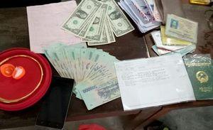 Cặp vợ chồng nghèo trả lại hơn 100 triệu đồng nhặt được