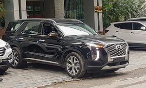Xe 'siêu hot' Hyundai Palisade đầu tiên về Việt Nam