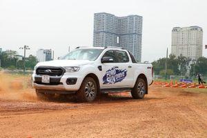 Trải nghiệm off road tại sự kiện Ford SUV Drive