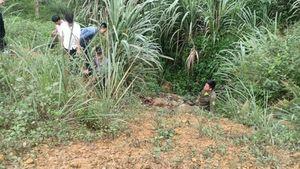 Hòa Bình: Phát hiện thi thể một người đàn ông dưới cống nước