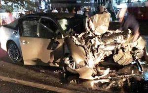 Lâm Đồng: Tai nạn giao thông khiến hai người tử vong tại chỗ