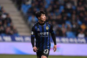 Công Phượng chạy không biết mệt, Incheon vẫn thua đau ở K-League