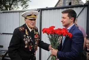 Hé lộ về ông nội của Tổng thống Ukraine V. Zelensky