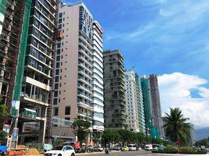 Hàng loạt khách sạn cao cấp ở Đà Nẵng vi phạm xả thải ra biển