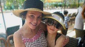 'Mẹ đơn thân' Trương Bá Chi hạnh phúc trong Ngày của Mẹ