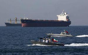 Mỹ cảnh báo tàu thương mại dễ trở thành mục tiêu tấn công của Iran
