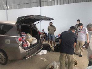 Thủ đoạn tinh vi của tên trùm người Trung Quốc vận chuyển 500kg ma túy ở TP.HCM