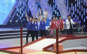 LH-Wao đăng quang vô địch Robocon Việt Nam 2019