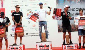 Kết thúc giải vô địch Techcombank Ironman 70.3 Việt Nam-vô địch Châu Á Thái Bình Dương 2019