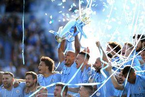 Vô địch Ngoại hạng Anh, Man City nhận bao nhiêu tiền thưởng?