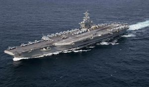 Iran không coi quân đội Mỹ tại vùng Vịnh là mối đe dọa