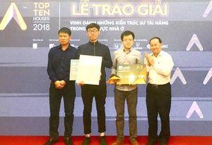 Vinh danh các ý tưởng kiến trúc nhà Việt