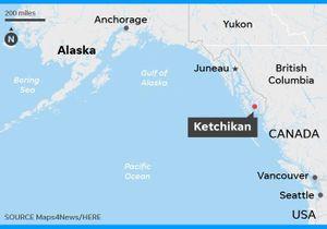 Hai thủy phi cơ va chạm ở Mỹ khiến sáu người mất tích