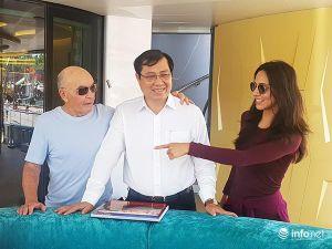 Điều thú vị từ cuộc gặp của Chủ tịch CLB Tottenham với Chủ tịch TP Đà Nẵng