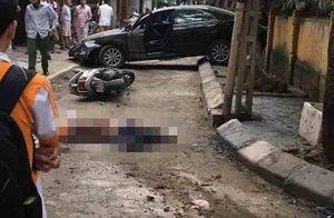 Nữ Đại tá công an lùi Camry tông chết người ở Khương Trung, Hà Nội là ai?